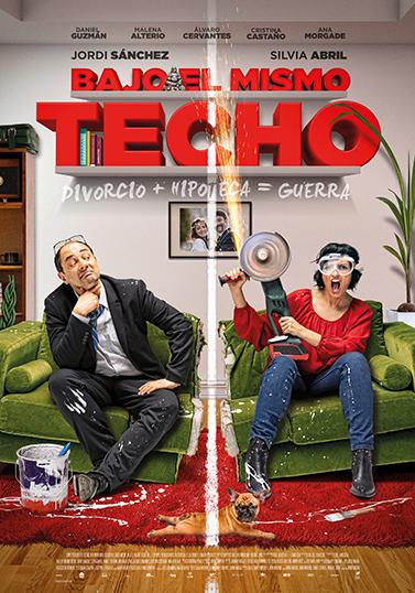 Bajo El Mismo Techo_Cartel copia